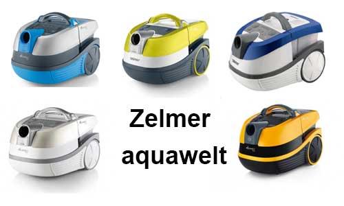 Všetky modely Zelmer Aquawelt